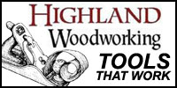 Highland Woodworking - Tools That Work